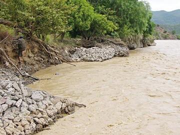 Distrito 7, el más vulnerable a desastres naturales