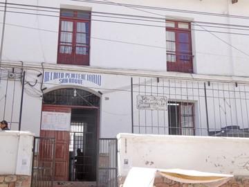 La cárcel San Roque ahora  es centro piloto de reciclaje