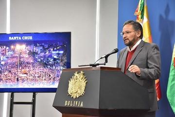 Rada asegura que no se utilizaron recursos públicos en marchas por el Día de la Democracia