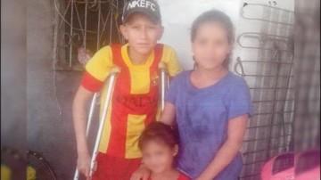 Boliviana detenida por traficar droga para curar cáncer de su hijo pide verlo