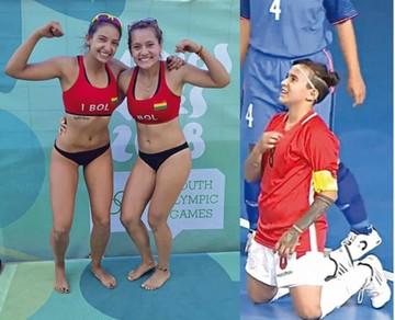 Bolivia firme en los JJ.OO.