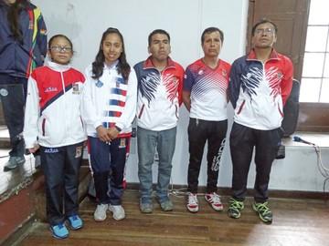 Ciclismo y squash, con pedido Bolivariano