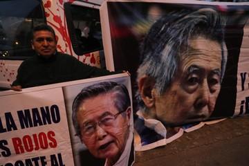 Alberto Fujimori podría recuperar su libertad