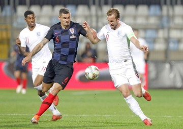 Croacia no pudo ante Inglaterra    y Bélgica festejó