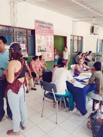 Cancerológico llega a pacientes en Tarija