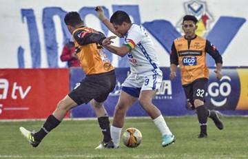 Duelo adelantado en Oruro