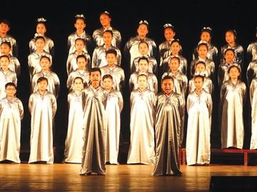 Festival reúne a coros  de cinco departamentos