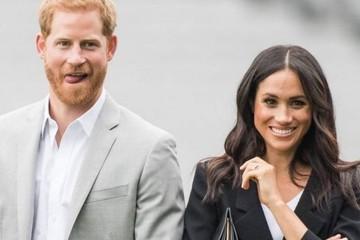 El príncipe Harry y Meghan Merkle esperan a su primer bebé