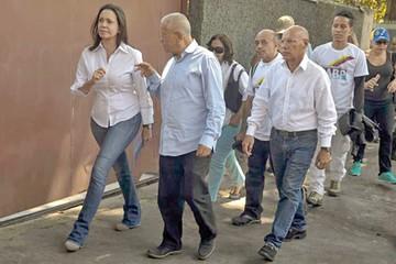 UE explora nuevo diálogo sobre la crisis venezolana