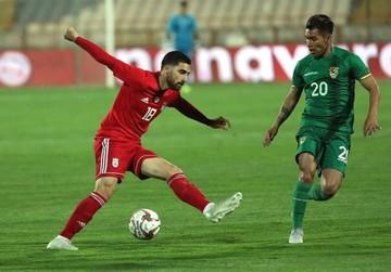 Bolivia cae 2-1 con Irán pese a dar pelea hasta el final