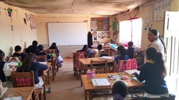 Infraestructuras de varias escuelas  ponen en peligro a los estudiantes