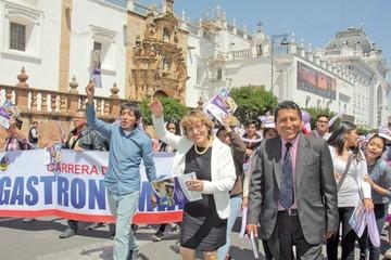 Se intensifican campañas en San Francisco Xavier