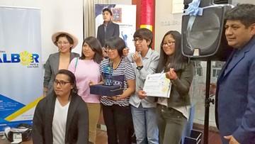 Teatro: Premian a los mejores colegios