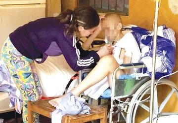 """Murió el niño """"Chumita"""", el cáncer ganó la batalla"""