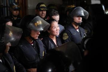 Keiko Fujimori recupera su libertad