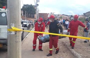 Encuentran dos cadáveres en Sucre y Yotala