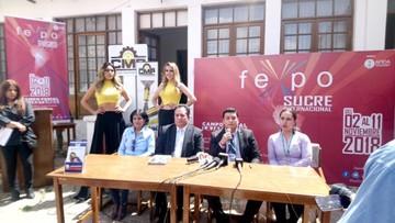 Fexpo Sucre, a punto de copar stands disponibles