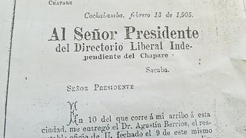 """Diputado denunció """"coimas"""" el siglo pasado para firmar Tratado de 1904 con Chile"""
