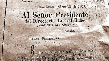 "Revelan ""coimas"" para  firmar Tratado de 1904"