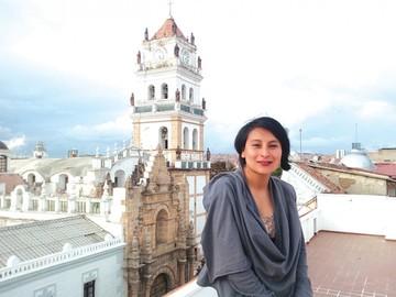 Intimidades públicas, Rilda Paco en Sucre