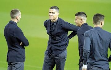 Cristiano contra su ex equipo en la Champions