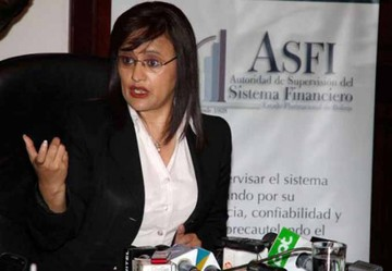 Cambian a Lenny Valdivia en Dirección de la ASFI