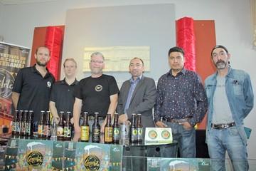 Cervezas y gastronomía local se unen en festival