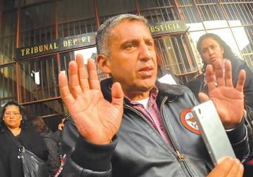 Hombre que filtró audio de ex jueza procesa a Guerrero