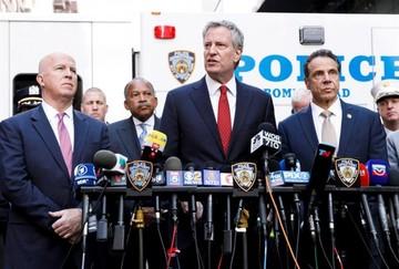 """Califican de """"acto terrorista"""" el envío de un artefacto a la sede de CNN en Nueva York"""