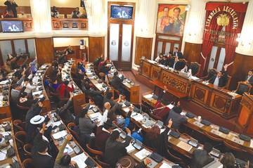 Diputados aprueban norma para cubrir acefalías en TSE