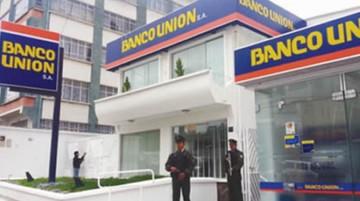 Directorio del Banco Unión recibe dieta mensual de más de Bs 15.000 por persona