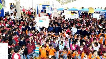 Día de la Leche se celebró en Lajastambo