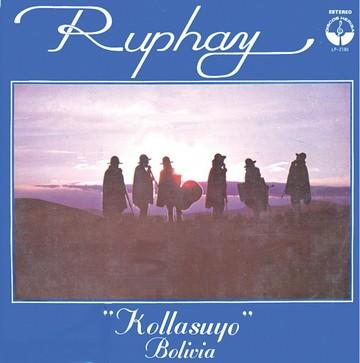 Huérfano cósmico, cuatro  preguntas para Ruphay