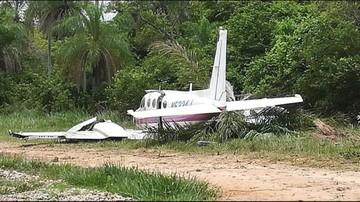 La Guardia: Cae avioneta y dos ocupantes salen ilesos