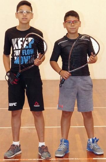 Un Mundial  para hermanos Javier y Josué competirán en México