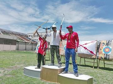 Tiro con arco se prepara para organizar Nacional