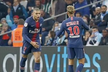 Mbappe da el triunfo  en el clásico al PSG