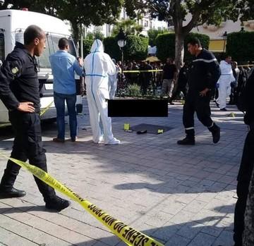 Ataque suicida deja nueve heridos en Túnez