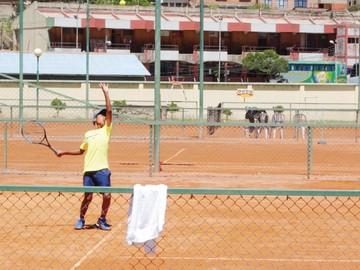 Sucre reúne lo mejor del tenis a nivel nacional