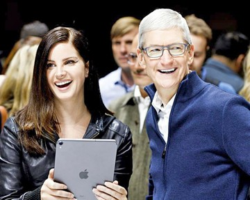 Apple presenta nuevas computadoras y tabletas