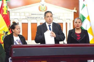 Excarcelan a boliviana, pero proceso aún sigue