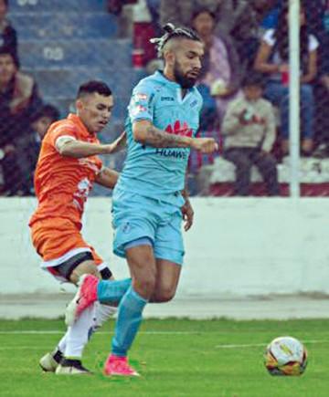 Bolívar pide a Sport Boys respetar horario del partido