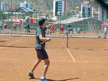 Hoy: Finales de tenis G 1