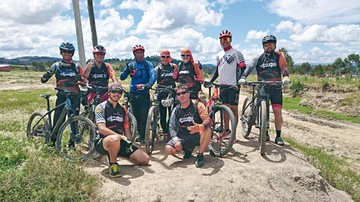 Por la aventura en pedal