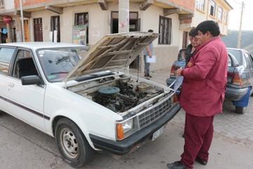 La inspección vehicular alcanza el 46% de la meta