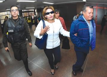 La ex jueza del caso Alexander acaba en prisión