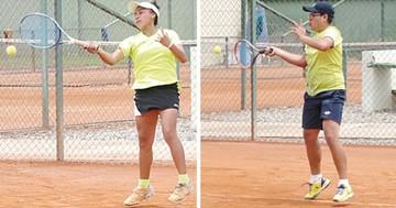 Sucre obtiene dos títulos en el G1 de tenis