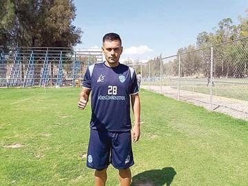 AURORA SUFRIRÁ LA BAJADEL PARAGUAYO FLEITAS