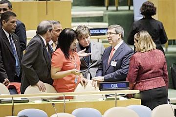 ONU pide poner fin al embargo a Cuba