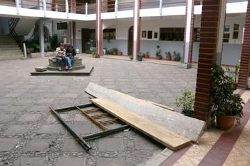 Menos presupuesto  para la refacción de unidades educativas